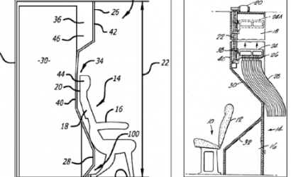 Patent for airline seat that reclines found obvious. B/E AEROSPACE v. C&D ZODIAC