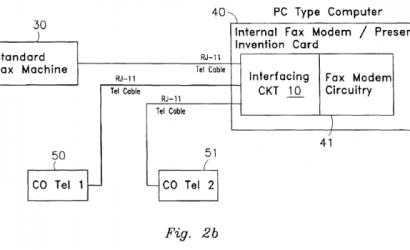 多功能打印机扫描仪专利发现是无限期的。INFINITY诉OKI案