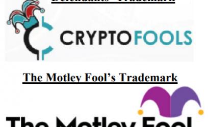 """杰斯特争夺使用""""傻瓜""""作为商标的权利。MOTLEY FOOL诉CRYPTO FOOLS案"""